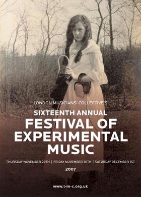 LMC festival flyer